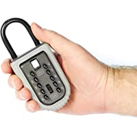 Key Box Lock Combination Digital Padlock Door Security