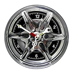 Design Gifts Auto Hub Wall Clock