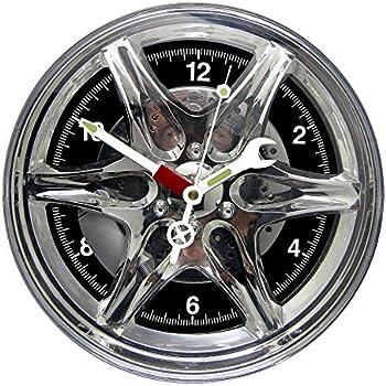 Amazon.com: Harbor Freight Tools Tire Rim Gear Clock: Home