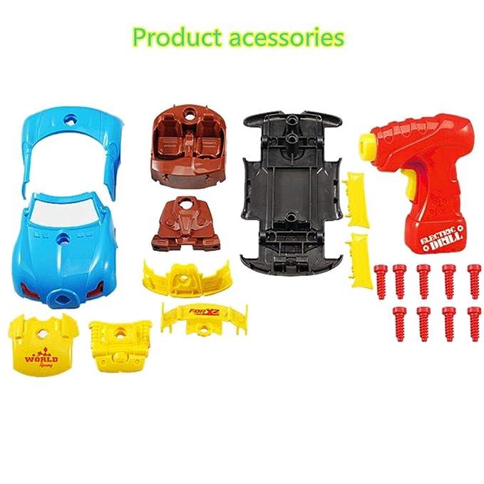 Fcostume - Juego de Juguetes para Coches de Carreras para niños y niñas, Ver Imagen: Amazon.es: Jardín