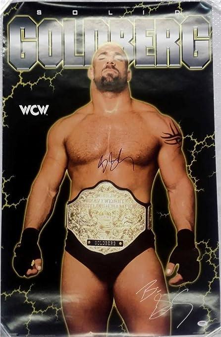 Bill Goldberg Signed Autographed 8x10 Photo WCW Auto WWE Champion