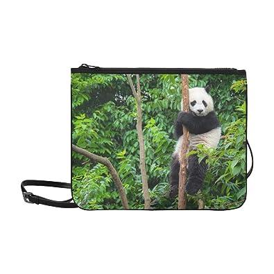 d862ff155b Panda Baby Cub Sitting Tree China Custom High-grade Nylon Slim ...