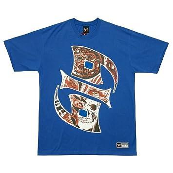 WWE - Camiseta Rey Mysterio (en XL)  Amazon.es  Deportes y aire libre 6385f31ad6f77