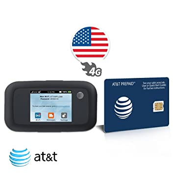 Wlan Wifi Hotspot Router At T Velocity Zte Amazon De Elektronik