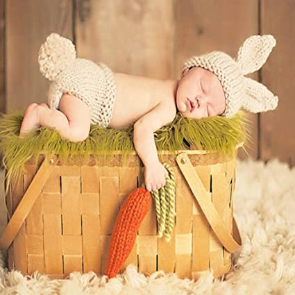 Everpert - Fotografía para recién nacido, diseño de crochet 3-4M