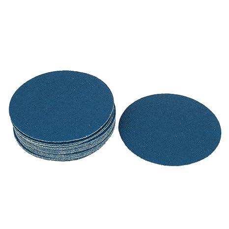 Amazon Com Aexit 5inch Flocking Abrasive Wheels Discs