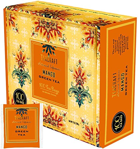 TeaCraft Mango Artisanal Infusions Ounces product image