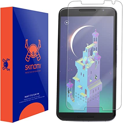 Skinomi Transparent FULL BODY Skin+Clear Screen Protector for HTC Nexus 9