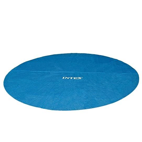 Intex Bâche À Bulle Bleu 470 X 470 X 1 Cm 29024: Amazon.Fr: Jardin