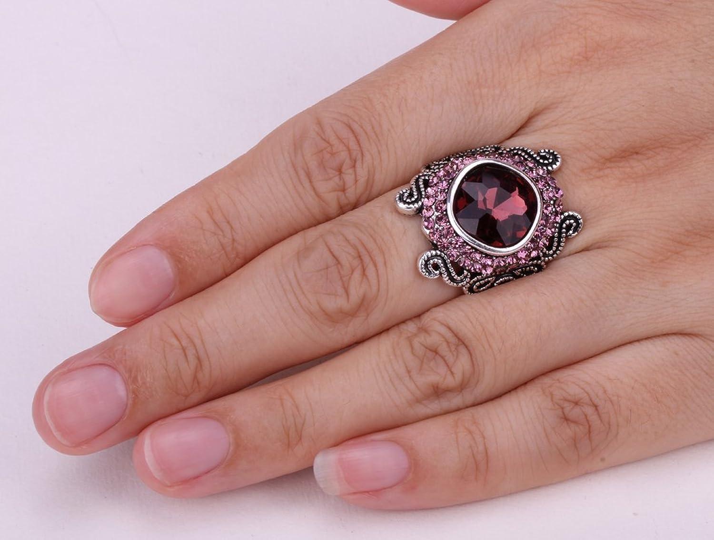 Amazon.com: Szxc Jewelry Women\'s Stretch Rings: Jewelry