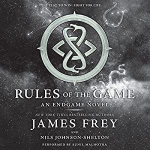 Endgame: Rules of the Game Hörbuch