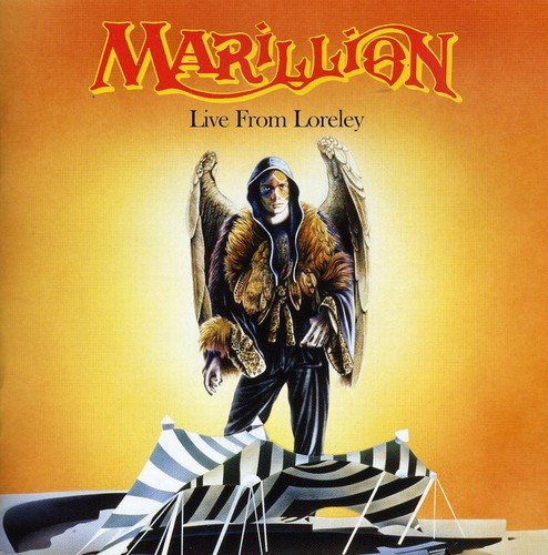 CD : Marillion - Live from Loreley (Italy - Import, 2 Disc)