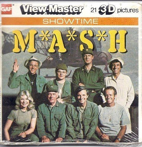 View-Master MASH 3D 3 Reel Packet