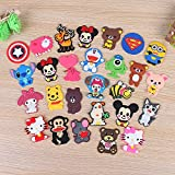 Raleighsee 10 Pack Fridge Magnets Refrigerator Magnetic Stickers...