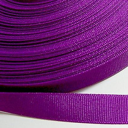 Ribbon by the Yard Stones in Purple  78 Grosgrain Ribbon