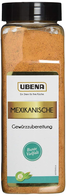 Ubena Mexican spice preparation 600g
