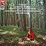 Music : Antonio Vivaldi - Anne-Sophie Mutter , Wiener Philharmoniker , Herbert Von Karajan - Le Quattro Stagioni / The Four Seasons / Die Vier Jahreszeiten - EMI - 27 0102 1