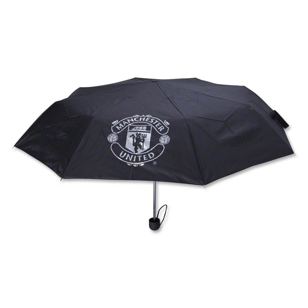 Manchester United Telescopic Compact Umbrella in Pouch