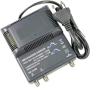 amplificador TNT BLINDADO 2 SALIDA EN amplificador de ...
