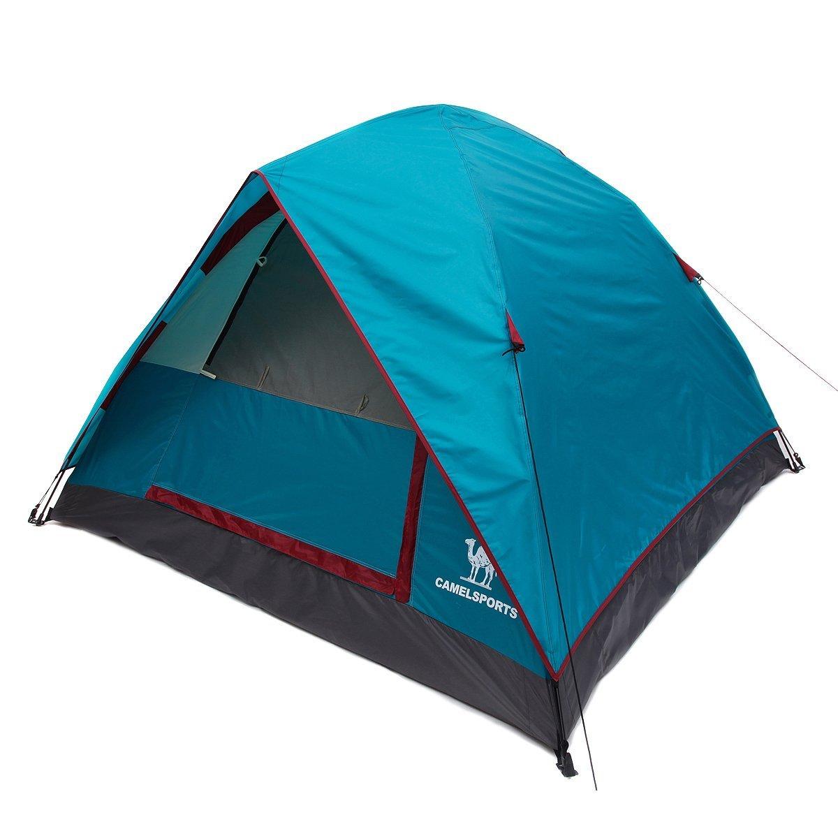 ALUK-Kostenlose Outdoor-Camping einzigen offenen Zelt aufgebaut Geschwindigkeit