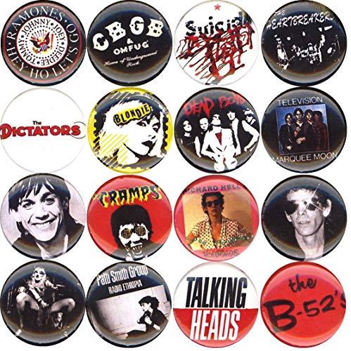 CBGB's x 16 New 1