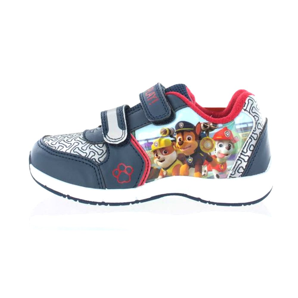 3e8ea926d85b Paw Patrol Malick Navy Trainers Various Sizes