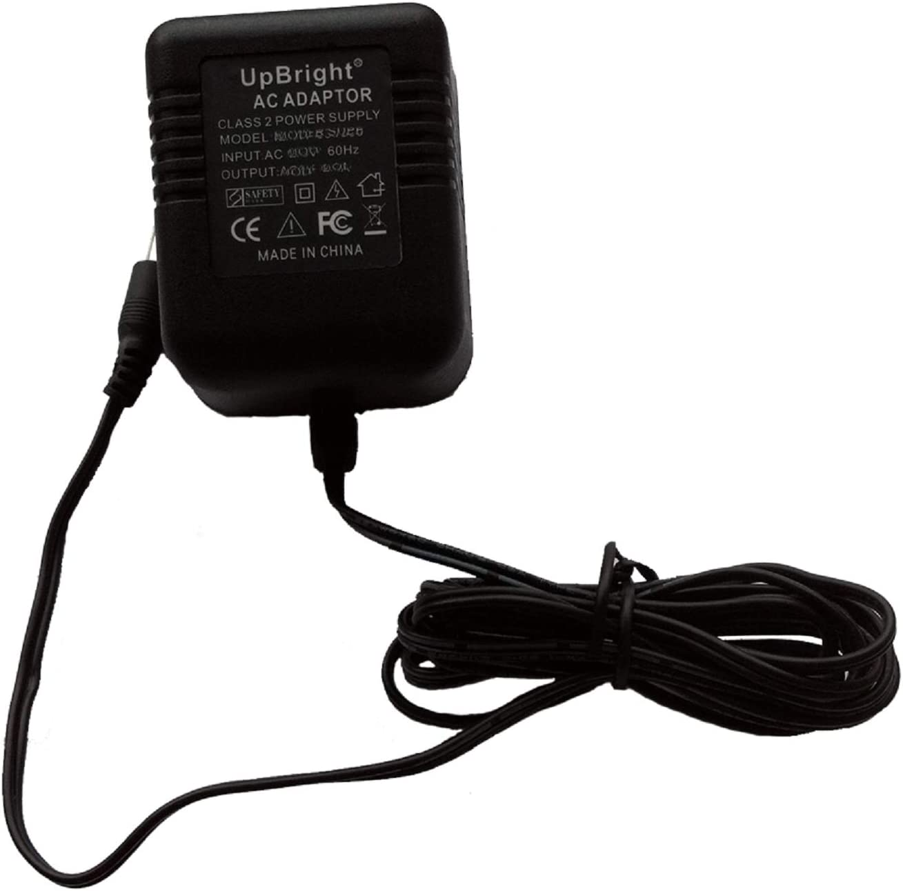 7.5V AC-AC Adapter For Logic Controls A12-1A-04 Power Supply Cord Cable Charger