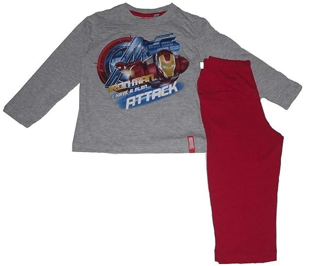 Palo de golf para niños pijama de Los Vengadores de Marvel Iron Man 2 3 4