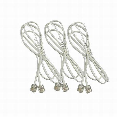 3 Wire Telephone Line
