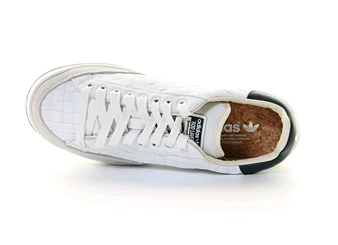 best sneakers 16d08 bf93a adidas Chaussures Sportswear Homme Rod Laver Super Amazon.fr Chaussures  et Sacs