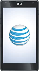 LG Optimus G, Black 32GB (AT&T)