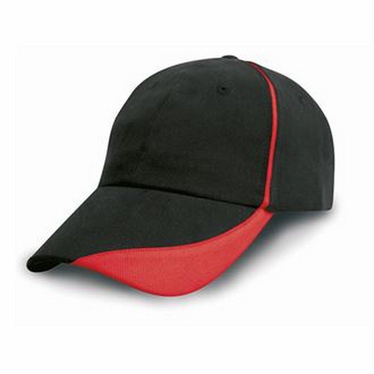 Gorra de algodón peinado pesado con el pico de la concha de ...