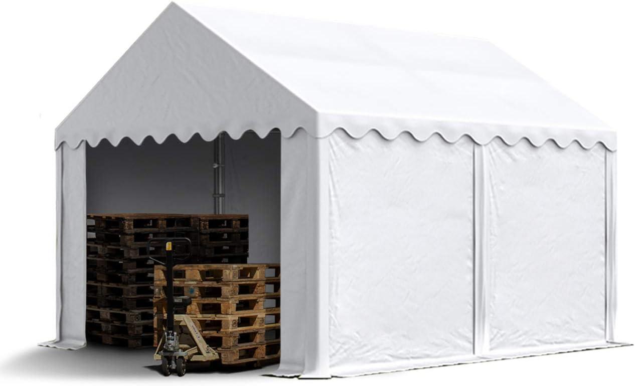 TOOLPORT Carpa de almacén 3x4m Carpa de pastoreo con Aprox ...