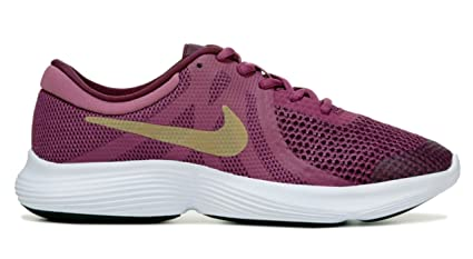 b8b992e03e97cf Image Unavailable. Image not available for. Color  Nike Girl s Revolution 4  (GS) Running Shoes ...