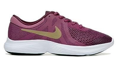 d27a8dd62e58 Nike Girl s Revolution 4 (GS) Running Shoes (5.5 M US Big Kid