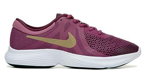 763ec0a62b7 Nike Girl s Revolution 4 (GS) Running Shoes (6.5 M US Big Kid