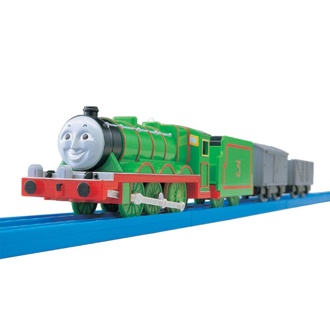 THOMAS & FRIENDS: TS-03 Plarail Henry (Model Train) (japan import) TOMY Company Ltd