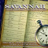 Front cover for the book Savannah: Brokers, Bankers, and Bay Lane: Inside the Slave Trade by Barry Sheehy
