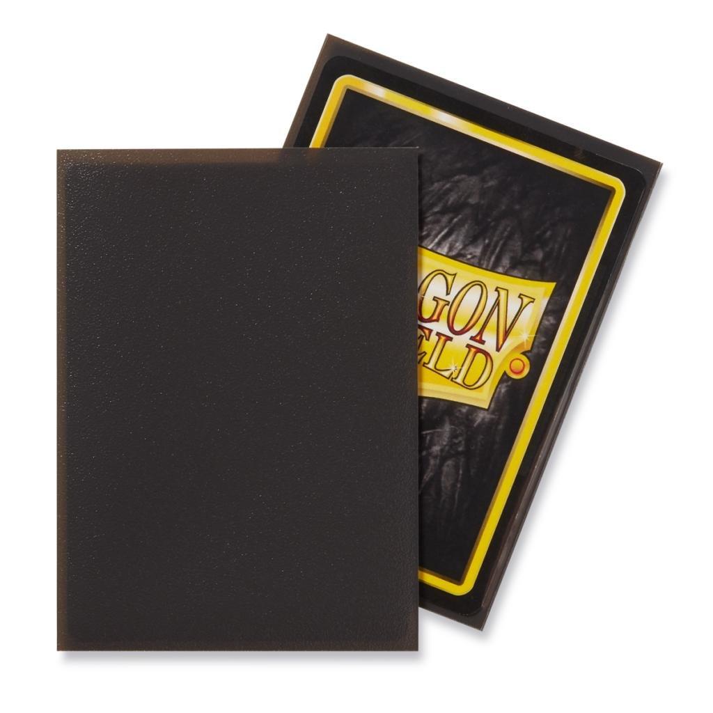 Dragon Shield Matte Slate Standard Size Card Sleeves Display Box [10 Packs] by Dragon Shield (Image #3)