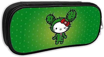 Hello Kitty - Estuche de almacenamiento para estudiantes, diseño de Hello Kitty: Amazon.es: Oficina y papelería