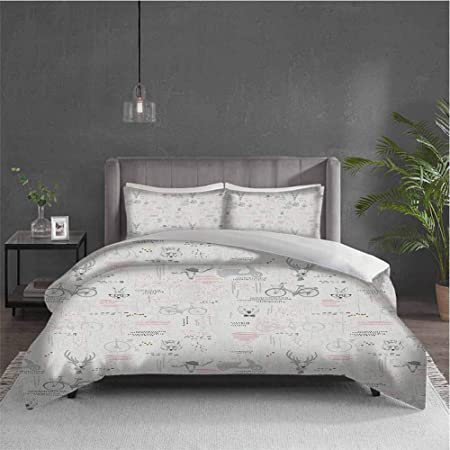 Pale Grey Pillowcase Pair | Bedding