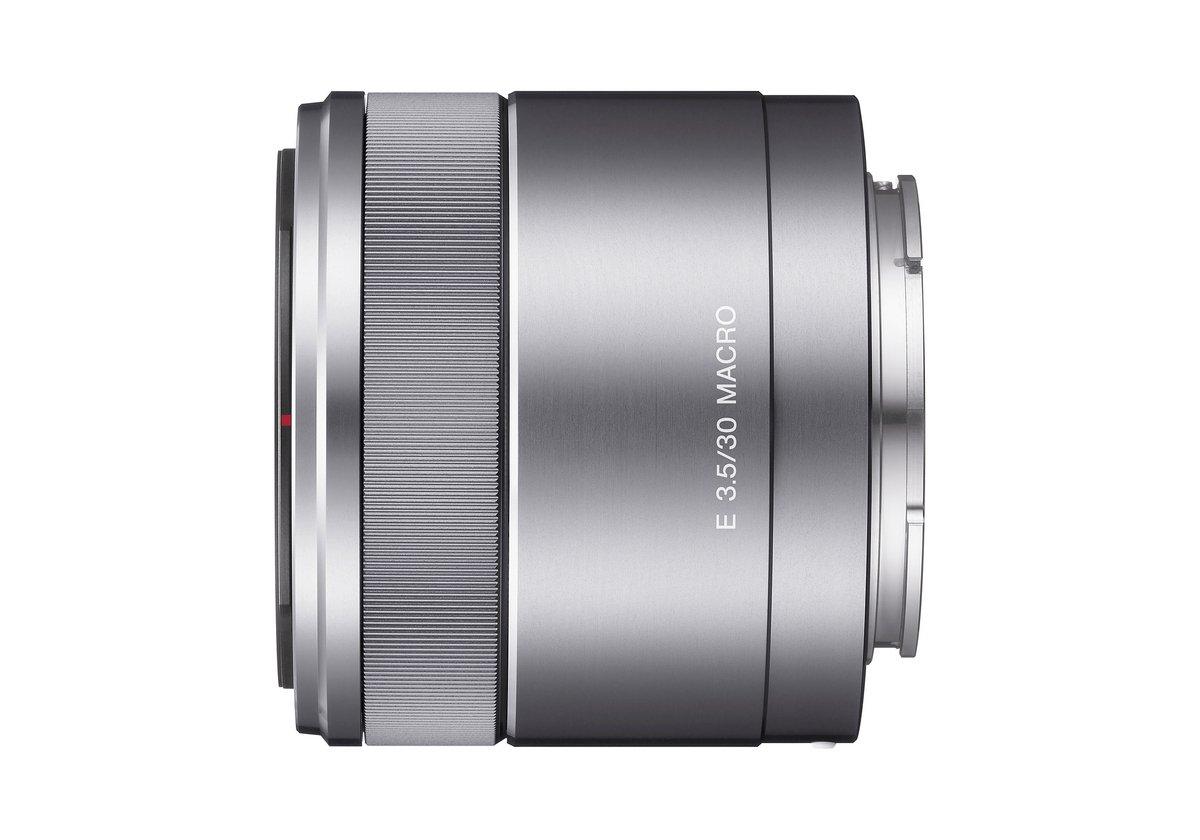 Sony SELM Objetivo para Sony distancia focal fija mm apertura f