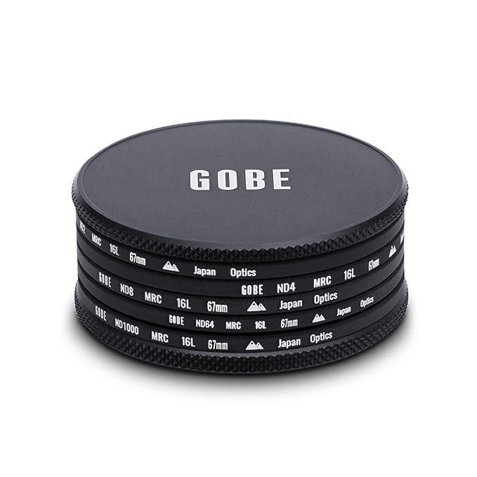 Gobe ND1000 67mm MRC 12-Layer ND Filter