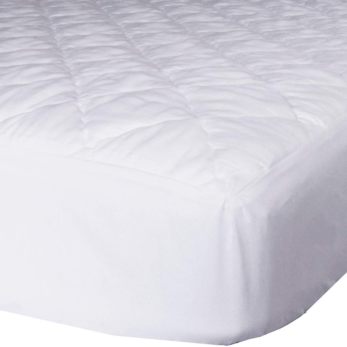 AB Lifestyles RV Camper Short King 72x75 USA Made Quilted Mattress Pad Cover