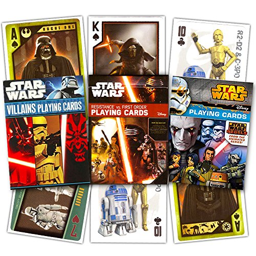 How to find the best playing cards star wars for 2020?