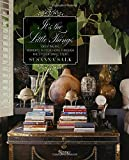 Featuring beautiful design vignettes and arrangements from today's top designers, Susanna Salk's It's the Little Things inspires us to be personal and artful with our decorating choices, creating spaces that reflect our personality. This jewe...