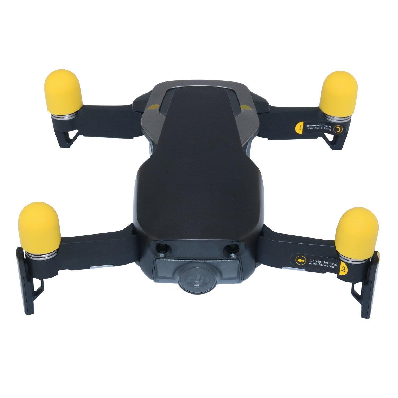 Kingwon protettiva in gel di silicone guardia motore di accessori per DJI Spark//DJI Mavic Air