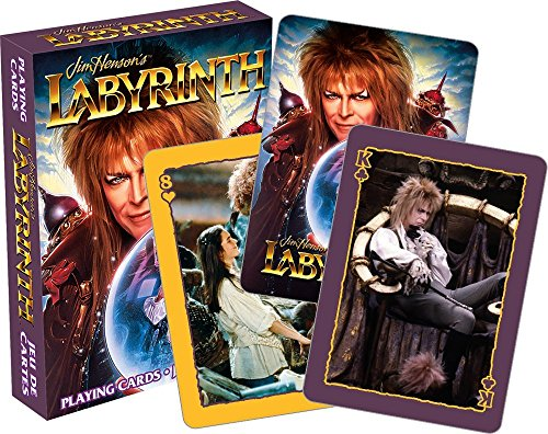 Aquarius Labyrinth Playing Cards