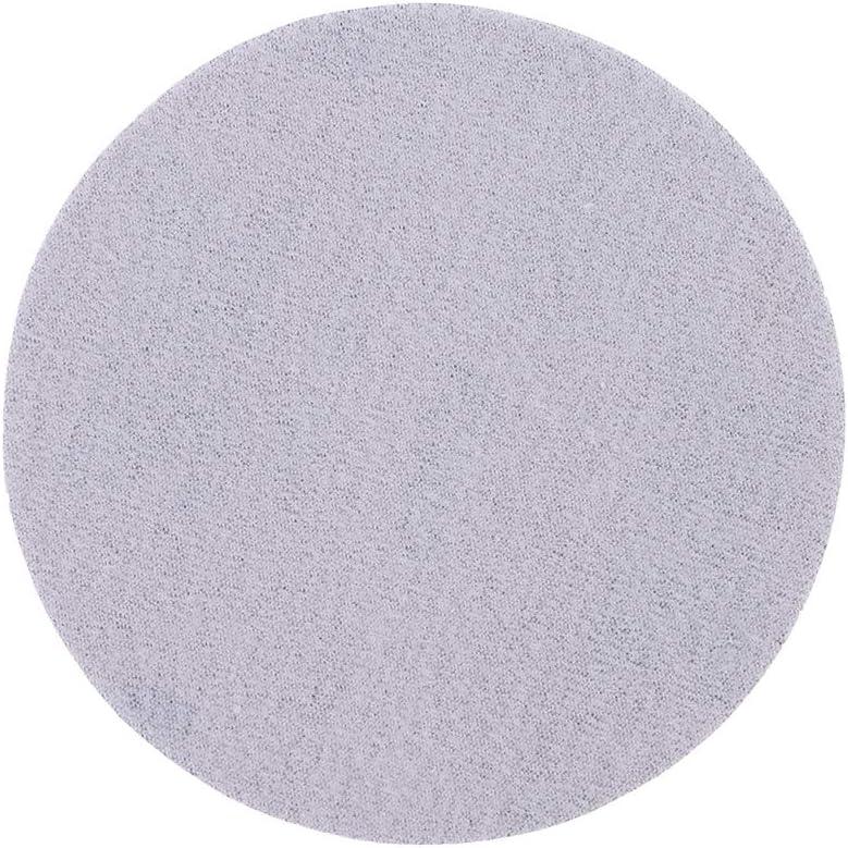 Eliky Papel de lija 10000 10 unidades, 125 mm