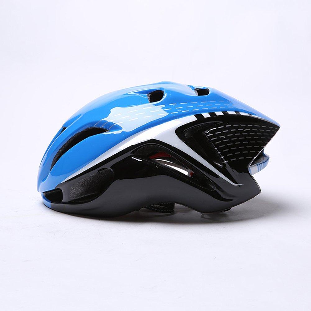 Color : A YXINY Cascos Multiuso HD-57 Casco PC EPS Casco para Hombre y Mujer Casco Integral Casco Bici Bicicleta Circunferencia 57-61cm Ciclismo Cascos y Accesorios